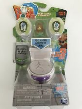Flush Force Series - Pack of 5 Flushies Figures Pack - Add Water!