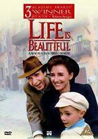 , Life Is Beautiful [DVD] [1999], Like New, DVD