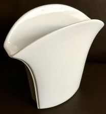"Vintage German Rosenthal 7""/18cm Bone China Vase In Perfect Condition"