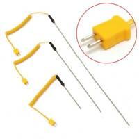 Digital K-Type Thermocouple Probe Sensor Exhaust High Temperature Control DM