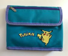 Vintage Gameboy Color Pokemon Pikachu Fabric Case in Good Condition