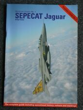 Sepecat Jaguar Warplane Classic 1  Aircraft Profiles , Andy Evans.