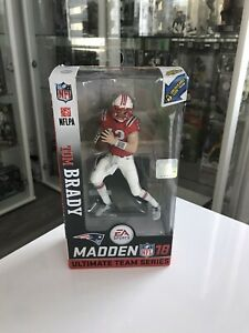 Nfl Mcfarlane Football Figur New England Patriots Tom Brady