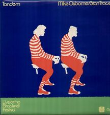Osborne Mike, Stan Tracey, Tandem - rare OGUN OG 210 Original LP Free Jazz