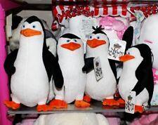 4PCS The Funny Penguins of Madagascar Plush Stuffed Toys Dolls Gift 21-30cm