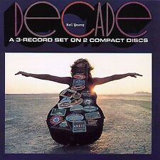 "Neil Young ""Decade"" w Southern Man, Ohio, Old Man, Heart of Gold, Harvest & more"