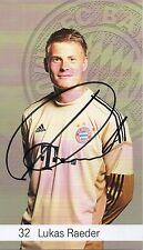 Lukas Raeder (Bayern München) - 2012/2013 - original - DFB
