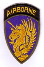 """WWII - 13th AB DIVISION """"Od Border"""" (Reproduction)"""