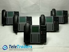 Lot of 5 Mitel 8568 Corded IP LCD Display Business Office Phone 50006123