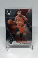 2019-20 Mosaic De'Andre Hunter Rookie Card RC Hawks No. 239