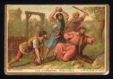santino chrome-saint carte LES VIGNERONS ASSASSINS