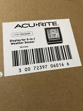 ⚪️ ACURITE 01512MCB 5-IN-1 Weather Station With Weather Ticket