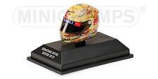 Arai Helmet Sebastian Vettel 2012 Austin 1:8 Minichamps