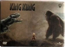 Dvd King Kong - ed. speciale Steelbook 2 dischi di Peter Jackson 2005 Nuovo
