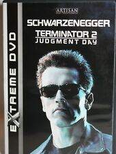 Terminator 2 Judgement Day T2 Extreme DVD with Slip Cover