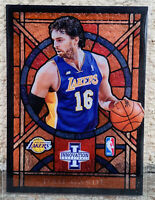 Pau Gasol 2012-13 Innovation Stained Glass #29 Los Angeles Lakers