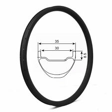 350g Super light 27.5er 650B 35mm Wide Carbon fiber 27.5 inch XC carbon Rim