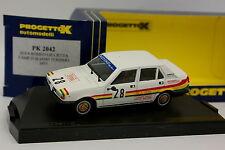 Progetto K 1/43 - Alfa Romeo Giulietta Championnat Italiano Turismo 1977