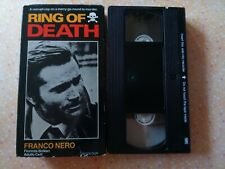 Ring Of Death (VHS) Franco Nero