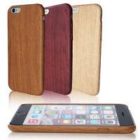Handy Schutz Hülle für Apple iPhone X XS Natur Holz Design Hart Case Cover Wood