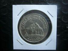 $1 1873 -1973 Calgary Stampede Dollar Token RCMP