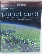 Planet Earth: The Complete Series [HD DVD] NEW FACTORY SEALED