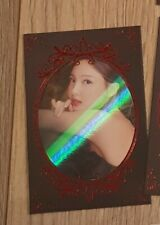 More details for twice nayeon withdrama photocard eyes wide open