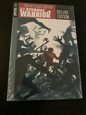 WRATH OF THE ETERNAL WARRIOR DELUXE EDITION HARDCOVER HC VALIANT RARE OOP SEALED