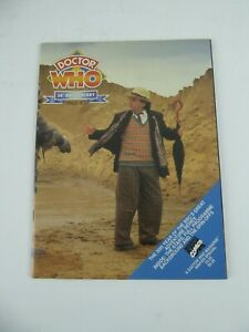 DR WHO MAGAZINE 30TH ANNIVERSARY 1963-1993 - PRE-OWNED