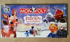 Rudolph the Red Nosed Reindeer Monopoly Collectors Edition