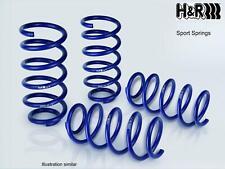 H&R Coil Spring Lowering Kit Renault Megane RS - 2009-on