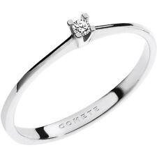 anello donna gioielli Comete Solitario elegante cod. ANB 1671
