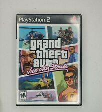 New listing Grand Theft Auto: Vice City Stories Sony PlayStation 2 Ps2 Tested No Poster