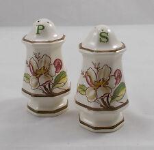 Villeroy & and Boch PORTOBELLO salt and pepper cruet pots