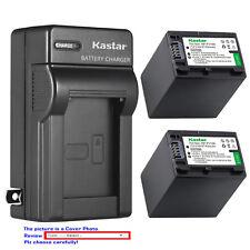 Kastar Battery Wall Charger for Sony NP-FH100 & DCR-DVD504 DCR-DVD505 DCR-DVD506