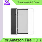 Amazon Fire HD 7 Transparent Case Soft / For 4th Generation (2014 Model)