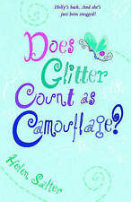 Hace Brillo cuentan como camuflaje?, Helen Salter, Libro Nuevo mon0000012070