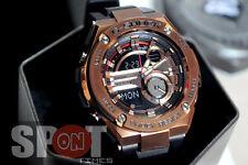 Casio G-Shock S-Steel Layer Guard Structure Men's Watch GST-210B-4A