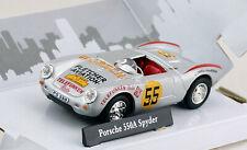 Porsche 550A Spyder Panamericana #55 1954 1:43 Cararama Modellauto