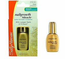 Sally Hansen ~~ Nailgrowth Miracle Clear Treatment (Z3030)