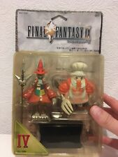 Final Fantasy IX 9 Freya & Quina Figure Figures Set MOC MOSC Bandai Soldier