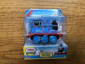 Thomas & Friends Toy Train Take-n-Play Holiday Thomas NWT