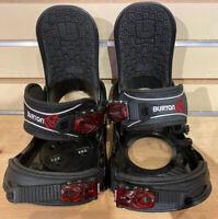 Burton Freestyle Jr. bindings for snowboard