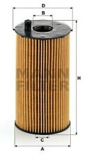 MANN-FILTER Ölfilter HU 934/1 x für ROVER JAGUAR PEUGEOT 407 C6 C5 CITROËN 607 3