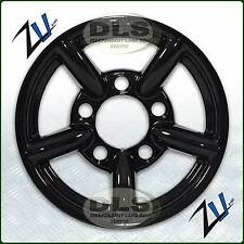 "Zu Alloy Wheel Rim 16"" x 7"" Black Land Rover Defender,Disco1,RR.Clssic (DA2436)"