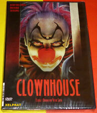 CLOWNHOUSE Payasos mortales - English Español DVD R2 Precintada