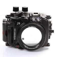 40m Underwater Diving Waterproof Camera Housing Hard Case For Nikon J5 10mm Lens