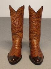 """Vintage Texas Imperial Western Cowboy Leather Casual boots men's 10B """"Usa"""""""
