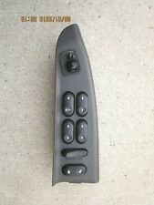 03 - 05 FORD F250 F350 SUPER DUTY 4D CREW CAB MASTER POWER WINDOW SWITCH GRAY