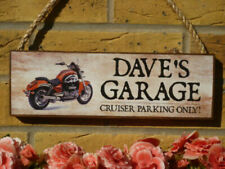 Personalised Workshop Decorative Plaques & Signs